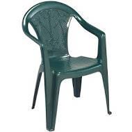 Стул, кресло пластиковое Olè. Мебель пластиковая, садовая