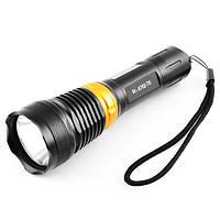 Фонарь аккумуляторный 8762-T6 светодиодный для подводной охоты