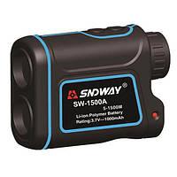 Лазерный дальномер SNDWAY SW-1500A, фото 1