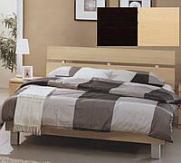 Кровать двуспальная 1800х2000 арт.0195 светлая