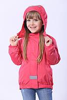 Детская демисезонная ветровка для девочки