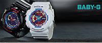 Женские часы Casio Baby-G AAA