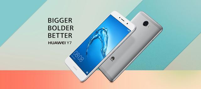 Huawei, Y7 2017