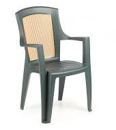 Стул, кресло пластиковое Viola. Мебель пластиковая, садовая