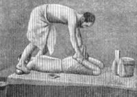 Пасивные движения в суставах