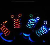 Шнурки светодиодные
