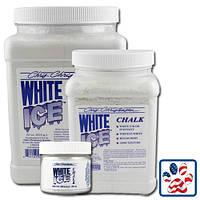 Chris Christensen White Ice Chalk Белая пудра для шоу-подготовки, 624 г