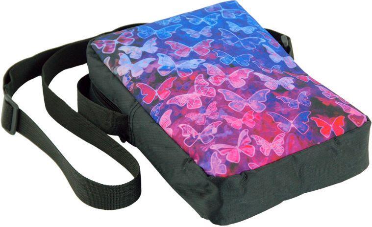 Красивая сумочка Traum 7007-35, черного цвета