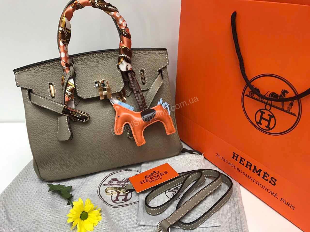 Кожаная сумка Hermes Birkin Lux беж 1360 - купить по лучшей цене в ... d4209afa723