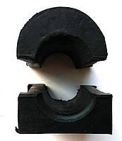 Втулка /сайленблок/резиновая разрезная заднего стабилизатора /комплект/ УКРАИНА