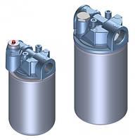 Корпуса картриджных фильтров MPS050 и MPS100 для гидравлических масел