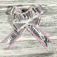 """Полипропиленовый бант-затяжка """"бабочка"""" (10 шт, ширина ленты 5 см) Продается упаковками"""