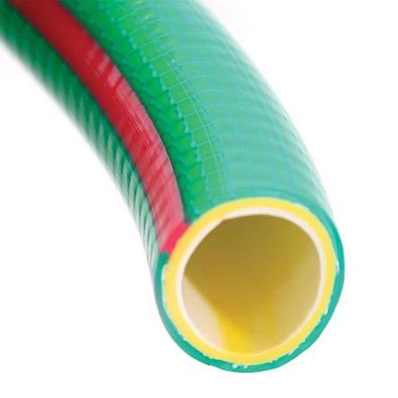 """Шланг для воды 4-х слойный 1/2"""", 20м, армированный, PVC INTERTOOL GE-4103, фото 2"""