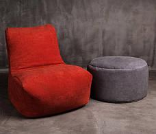 Кресло-мешок Spring, экокожа (размеры: L), фото 3