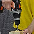 Шуруповерт аккумуляторный INTERTOOL WT-0318, фото 5