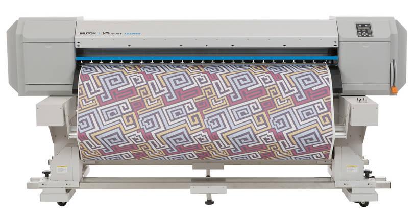 Сублимационный принтер MUTOH ValueJet 1638WX, фото 2