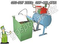 Вакуумный фильтр для фильтрования растительного масла - 150 л/час
