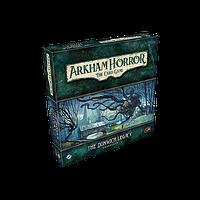 Настольная игра Arkham Horror The Card Game: The Dunwich Legacy (Ужас Аркхэма карточная игра Наследие Данвича)