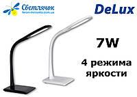 Настольная светодиодная лампа 7W DELUX TF-110