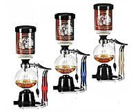 Сифон (габет) для варки чая и кофе (дизайн золото)