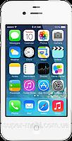 """Китайский iPhone 4S, емкостной дисплей 3.5"""", 4 Гб, 1 SIM, Wi-Fi. Заводская сборка! Белый"""