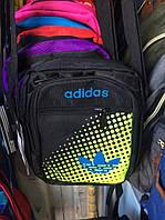 Мужская спортивная сумка через плечо Adidas опт и розница