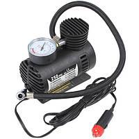 Электрический автомобильный компрессор Air Pomp Ji030 250 PSI 10-12Amp 25л, электрический автокомпрессор