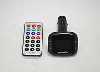 Автомобильный FM-трансмиттер FM-29, fm модулятор для авто, fm трансмиттер модулятор с пультом