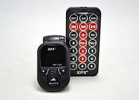 FM-трансмиттер (модулятор) SRF-3341, автомобильный трансмиттер, fm трансмиттер с пультом