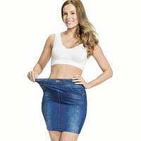 Утягивающая юбка Shape Skirt, юбка женская универсального розмера, юбка летняя трим слим, короткая юбка