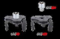 Съёмник масляного фильтра (краб) 63-102мм с плоск (блистер)