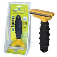 Щетка триммер для расчесывания домашних животных 10,6 см Furminator (Фурминатор) DeShedding Tool Brush