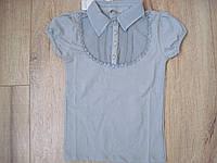 Школьная блуза для девочки 10-14лет
