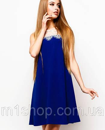 Летнее платье А силуэта (Дженоя kr) купить недорого Украина - m1shop ... ad762bff4b5