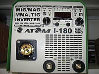 Сварочный полуавтомат Атом I-180 MIG/MAG