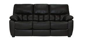 """Кожаный трехместный диван с реклайнером """"SEATTLE"""" (Сиэтл), фото 3"""