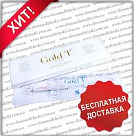 Внутриматочная спираль Gold T (Cu 375+Au) (медь + золото)