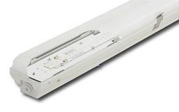 Светодиодный светильник AТОМ LED 1200мм 38W 5000K 5300Lm IP65 герметичный (Германия)