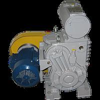 Насос АВЗ-90 вакуумный золотниковый