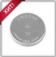 Батарейка для глюкометра (CR2032 Lithium Cell 3V) 1 шт.