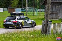 Audi RS4 на дисках Vossen VWS-1