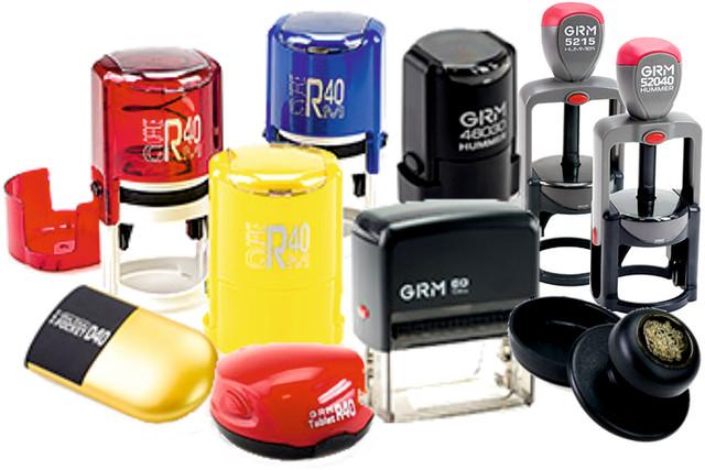 Печати, штампы GRM