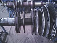 Изготовление запчастей паровых турбин АТ-6, АП-6, ПР-6
