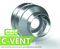 Вентилятор канальный для круглых каналов C-VENT
