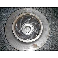 Рабочее колесо насоса К 100-65-200, запчасти насоса К 100-65-200, Катайский насосный завод