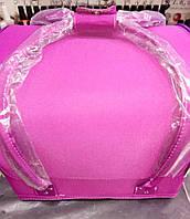Чемодан, маникюрная сумка для мастера, атлас