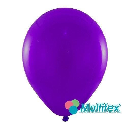 """Шар 10"""" Фиолетовый (25 см)"""