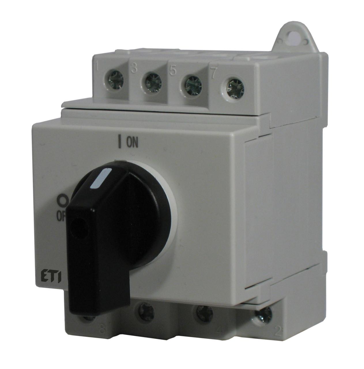 Выключатель нагрузки ETI серия LS SMA