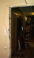 Демонтаж дверей и окон