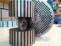 Изготовление матриц и роликов для гранулятора Дровосек
